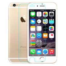 Case for iPhone 7 plus HD Tempered Glass Screen Protector Film for iPhone 7plus 6S 6plus 6 5 5S 5C SE Cover Phone capa Cases(China)