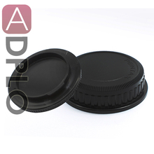 Pixco Lens Rear Cap + Body Cap Suit for All Pentax Lens