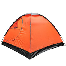Outdoor Hiking Tent Camping Equipment Ice Fishing Beach Single Tents Folding Ultralight Shade Breathable Waterproof