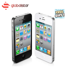 Unlocked Original Apple iPhone 4S Cell Phone Dual Core 16GB ROM IOS Mobile Phone 8.0MP camera 3G WIFI GPS Smartphone