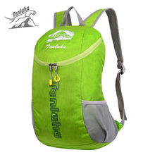 TANLUHU Ultralight Folding Student Skin Bags Nylon Teenage Girls Rucksack Outdoor Sports Mountaineering Bicycle Backpack XA592YL