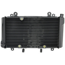 For HONDA CBR400 NC23 1988 1989 CBR 400 88 89 Motorcycle Aluminium Radiator NEW