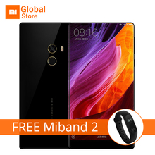 "Free Xiaomi Miband 2! Xiaomi Mi MIX Pro Mobile Phone Snapdragon 821 6GB 256GB 6.4"" 2040x1080P Edgeless Display Ceramics Body"