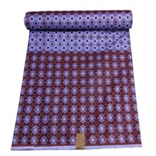 purple fabric for kids clothes java wax 100%cotton ankara prints high quality real wax block prints 6yard/lotL60-57