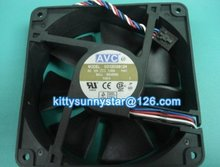 Sever fan for OptiPlex GX520, GX620, 745, 740, 755, 760, 960, 320, 330, 210L ,(BTX) MT AVC DD12038B12H 12V(China)