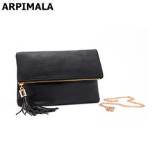 ARPIMALA 2017 Luxury Women Leather Handbag Designer Women Bag Clutch Bag High Quality Messenger Bag Famous Brand Ladies Hand Bag(China)