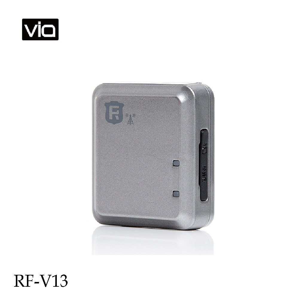 RF-V13 Direct Factory Real-Time Tracker &amp; Smart Door Alarm GSM Real Time Voice Sensor Smart Wireless Door Alarm Silver<br>