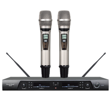 SOUNDPATH karaoke professional analog UHF wireless microphone system cost-efficient high-performance multich annel system(China)