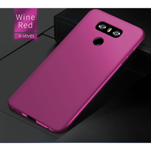 Original X Level Fashion Soft TPU Case For LG G6 G5 V20 V10 High Quality Ultra Thin Cell Phone Cases Shell Back Cover For LG G6