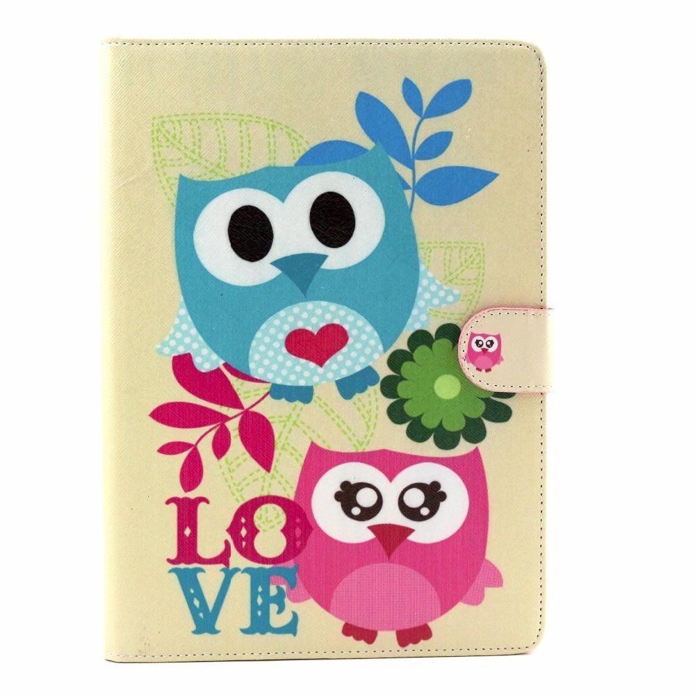 Wholesale  YH For Apple iPad air 2 Cute PU Leather Case Stand Flip Case For Apple iPad Air2 ipad 6  Cover Case<br><br>Aliexpress