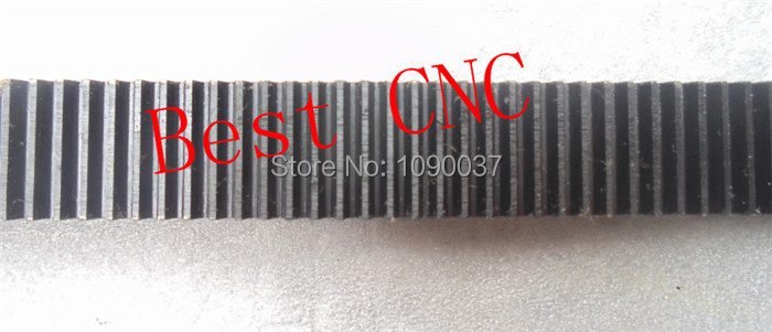 1.25mod 22*25*671mm cnc router gear rack straight teeth<br>