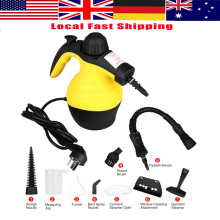 Portable Electric Steam Cleaner Multifunction Handy Steamer Household Vapor Cleaner Powerful Mop Floor Pressure Steamer(China)