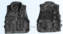 US Secret Service security black tactical vest POLICE vest CS outdoor field training combat protective equipment(China)