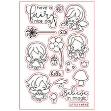 COOLHOO Clear Stamp DIY Silicone Seals Scrapbooking/Card Making/ DIY Photo Album Decoration