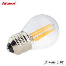 Ampoule LED E27 Filament Bulb Dimmable 2W 4W 6W Vintage Antique Retro Edison Bombillas 110V 220V Diode Lamp E27 Bubble Ball Bulb(China)