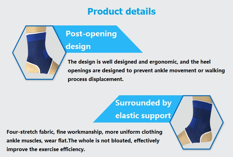 Cycling Equipment Sports Safety Knee Pads Ankle Support Arm Warmers Ankle Brace Support Band Palm Wrist Hand Support Glove2 (1)