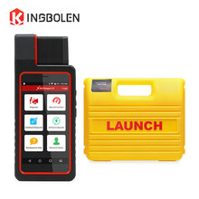 Original Launch X431 Diagun IV+Yellow box OBDII Full systems Diagnotist Tool 2 years Free Update Brake/Oil/SAS/BAT Reset X-431(China)