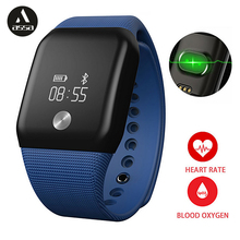 Top Smartwatch Heart Rate Blood Pressure Monitor Smart Watch Pedometer Sports SMS Reminder Men's Wrist Watches Android IOS Phone(China)