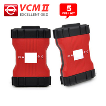 5PCS/Lot DHL free V98 Latest Version Multi-language professional FD / Mazda Diagnostic Tool With Carton Box free shipping