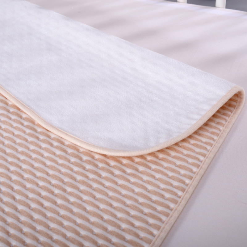 Strong Absorbent&Breathable Changing pads Reusable nappies Waterproof Mattress pad Diaper baby Urine pad washable changing mat (1)