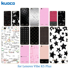 Buy Phone Cases Lenovo Vibe K5 Covers K5 Plus Lemon 3 A6020 Bags Colorful Pattern Soft TPU Silicon Case Lenovo 6020 for $1.25 in AliExpress store