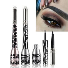 Brand Eye Makeup Double Use Eyebrow Pencil Eyeliner Quick-drying Liquid Eyeliner Pen delineador lapis de olho delineador em gel