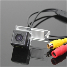Car Camera For Citroen Elysee 2011~2014 Ultra HD reversing camera automobile rearview imag Friends Use | CCD + RCA