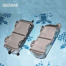 Aluminum Alloy Radiator For GAS GAS EC/MC/SM 125 EC125 2007-2015 2014 2013 replacement parts engine cooling parts