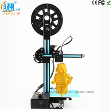 7th Anniversary Sale CREALITY 3D Cheapest Color 3D Printer Metal Ender-2 Large 3D Printing Size DIY kit With 3KG PLA Filaments(China)