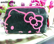 New Cute Hello Kitty Handbag make up Bag Purse Handbag CC-1028B