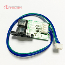 Original and new linear sensor board for Roland RA-540 RA-640 Printer encoder strip sensor