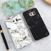 FLOVEME For Samsung Note 8 A3 A5 2017 Case Silicon Marble Phone Cases For Samsung Galaxy J7 J5 J3 2016 Back Cover Accessories(China)