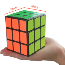 Educational Toys For Puzzle Magic Cube  Magic Lot  Magique Cubes For Kids Cube i9 Hand Spinner For Boys 60K384