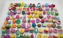 30-200Pcs Many Styles Fruit Dolls Shop Family Kins Action Figures Pen Puppets Mixed Seasons Kid Playing Toy Christmas Gift(China)