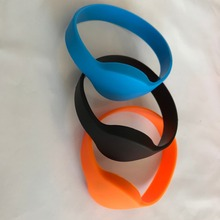 Buy MIFARE Classic RFID 1K 13.56Mhz Wristband Access IC bracelet (pack 5) for $8.89 in AliExpress store