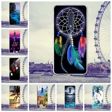 For Nokia 5 Case Back Cover for Nokia5 Covers Soft Silicone Bag Flower Cartoon Phone Cases Painting Skin Shell for Nokia Five