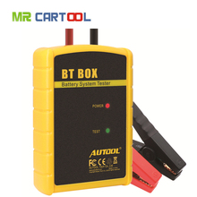 In Stock !!! New Arrival Battery Tester AUTOOL BT BOX Support Android/ISO Powerful Function Automotive Battery Analyzer