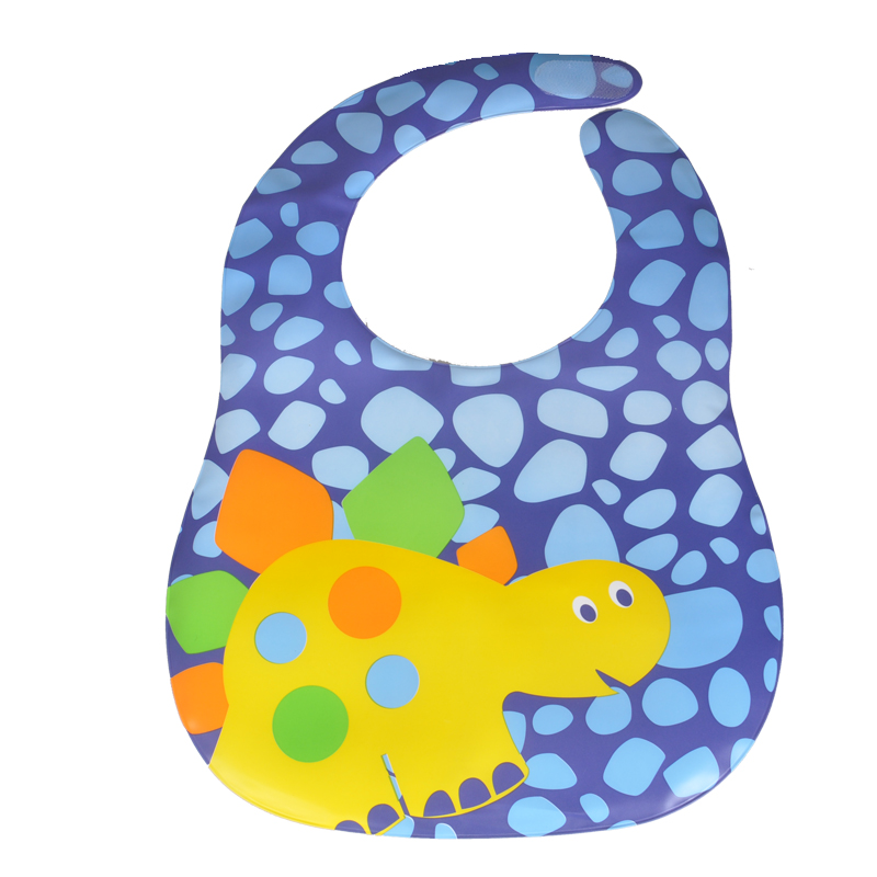 2017 New Design Mother nest Baby Bibs Bandana  Waterproof Newborn Apron for Children Saliva Scarf Kids Plastic baberos bebes (5)