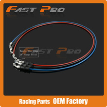 1500mm Braided Steel Reinforced Banjo Brake Clutch Hose Line Pipe For CRF YZF RMZ KTM KXF Motorcycle Dirt Bike Motocross