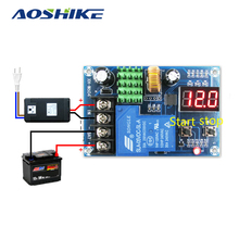 Aoshike NEW Battery Lithium Batteries Charging Controlled Module 6-60V For Household Chargers/ Solar Energy /Wind Turbines(China)