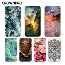 Buy CROWNPRO TPU Case FOR Samsung J1 6 2016 Phone Case Cover Back Soft Silicone Case FOR Samsung Galaxy J1 2016 J120 J120F J120H for $1.12 in AliExpress store