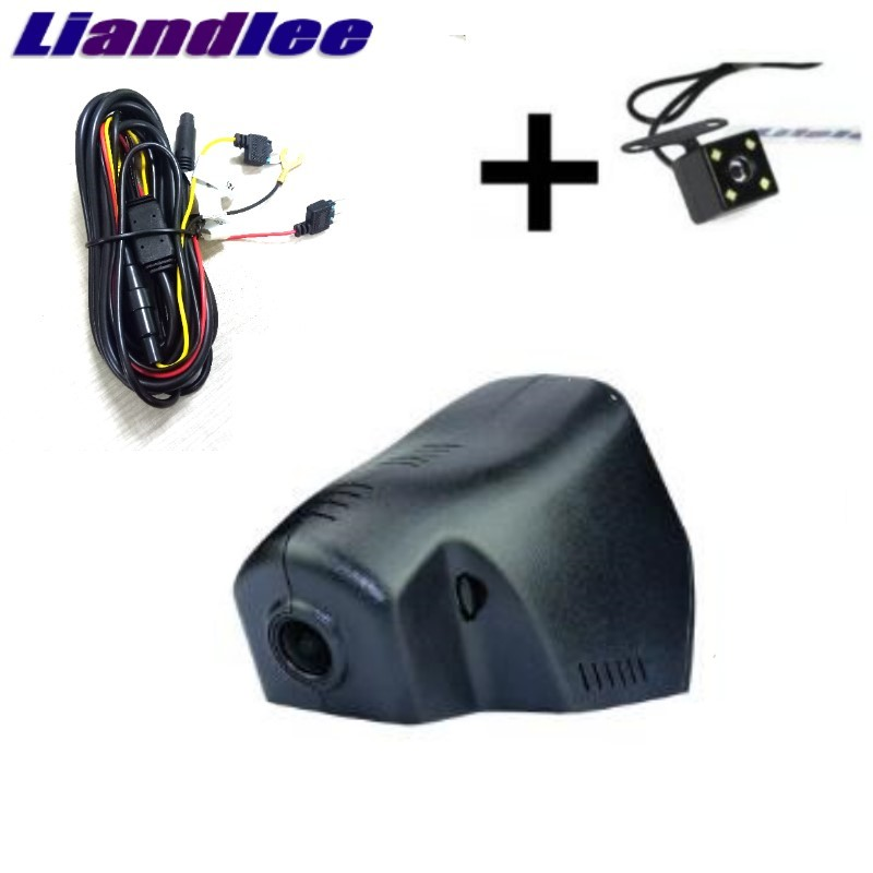 Liandlee For Land For Rover LR Discovery 4 L319 LR4 2009~2016 Car Black Box WiFi DVR Dash Camera Driving Video Recorder 01