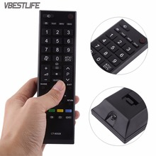 VBESTLIFE CT-90329 Remote Control Controller For Toshiba LCD Smart TV Universal Free Shipping with Track Number