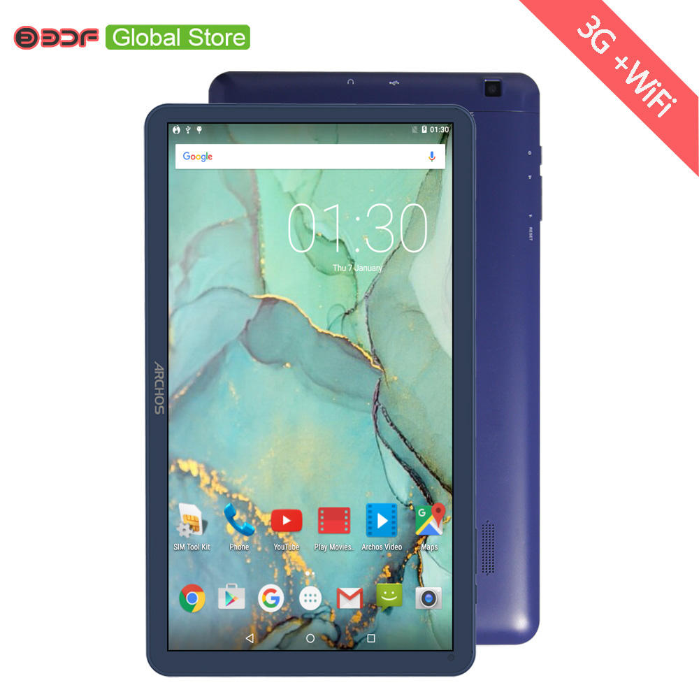 10 Inch Android Sim Card Phone Call Tablet Pc Android 5.1 System 1GB Ram+16GB Rom Quad Core Cheap And Simple Be Good For Gifts (China)