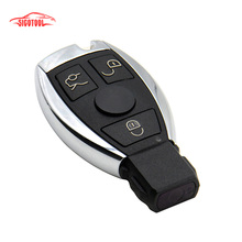 Best 3 Buttons Smart Remote Key for Mercedes&fFor Benz NEC Chip 315/433MHz Optional Supports MB Car Models After Year 2000