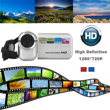 Hot sale & Wholesale! 1.5 Inch TFT 16MP 8X Digital Zoom Video Camcorder Camera HD DV Home camera NOJL26