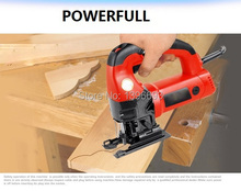 Velocity modulation Jig Saw Woodworking Reciprocating Saw Hand multifunction electric chainsaw metal cutting machine tools(China)