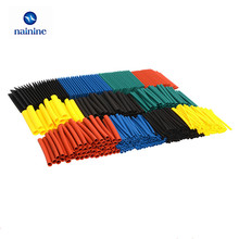 Buy 530Pcs Plastic Package Shrink Ratio 2:1 Assorted DIY Electronic Heat Shrink Tubing Wrap Insulation Wire Cable Sleeve Kit A19 for $4.99 in AliExpress store