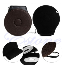 Foam Rotating Car Chair Seat Mobility Aid Cushion With Memory Swivel Office Home Drop shipping(China)