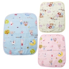Portable Waterproof Diapers Change Cushion Cover Baby Diaper Bedding Cushion(China)